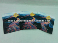VOLCANIC RAGE herbal incense/ spice smoking bags/ aluminum foil potpourri bags with zipper