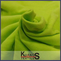 textiles interlock knit cotton fabric for baby