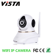 2016 Best Selling Wireless Alarm System IP Camera IP Based Webcam With SD Card HD Surveillance Camera Motion Sensor