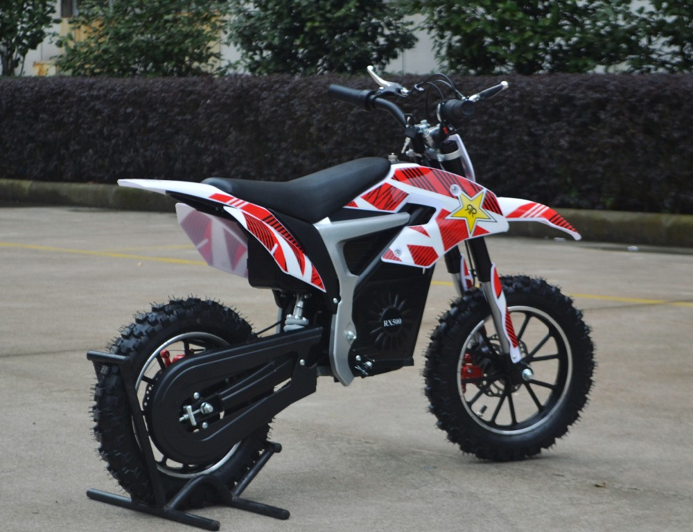 2018 NEW 500W24V 500W36V KIDS ELECTRIC MINI DIRT BIKE MOTORCYCLE