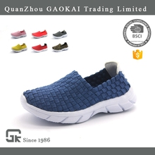 New Style Lightweight Hand Woven Sport Shoes 2017 For Boys