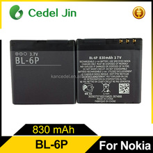 Genuine Battery For NOKIA 7900 Prism phone Battery BL-6P BL6P 830mah