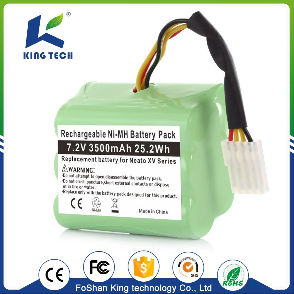 Aa Rechargeable 12V 16.8V 2000Mah Nicd Sc Pack Aaa Ni-Mh Battery Packs 7.2V With 500Mah