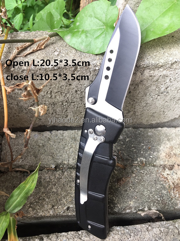 Factory Price Folding best hunting pocket knife for camping