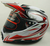 DOT full face motocross helmet Motocicleta casco moto helmet cross