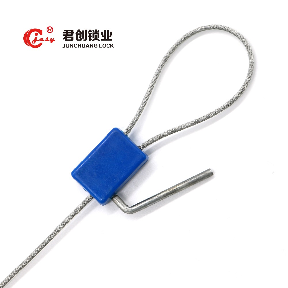 JCCS204 High security stainless steel wire lead <strong>seal</strong> for truck