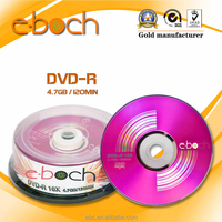 High Quality Blank DVD-R Cheap Blank DVD Empty DVD OEM