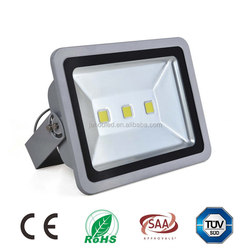 High power Intergrated 150w outdoor flood light led/industrial led flood light