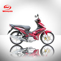 Chongqing Cheap 110cc Gas Powered Super Moped for hot sale