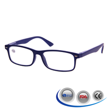 2016 new rubber coat plastic cheap wholesale reading glasses