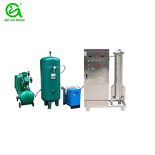 PSA oxygen concentrator / generator for fish farm