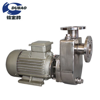 Stainless steel magnetic mineral water purifier pump used in filter system