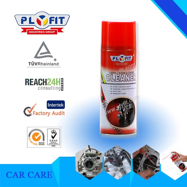 Car Carburetor And Choke Carb Aerosol Spray Cleaner