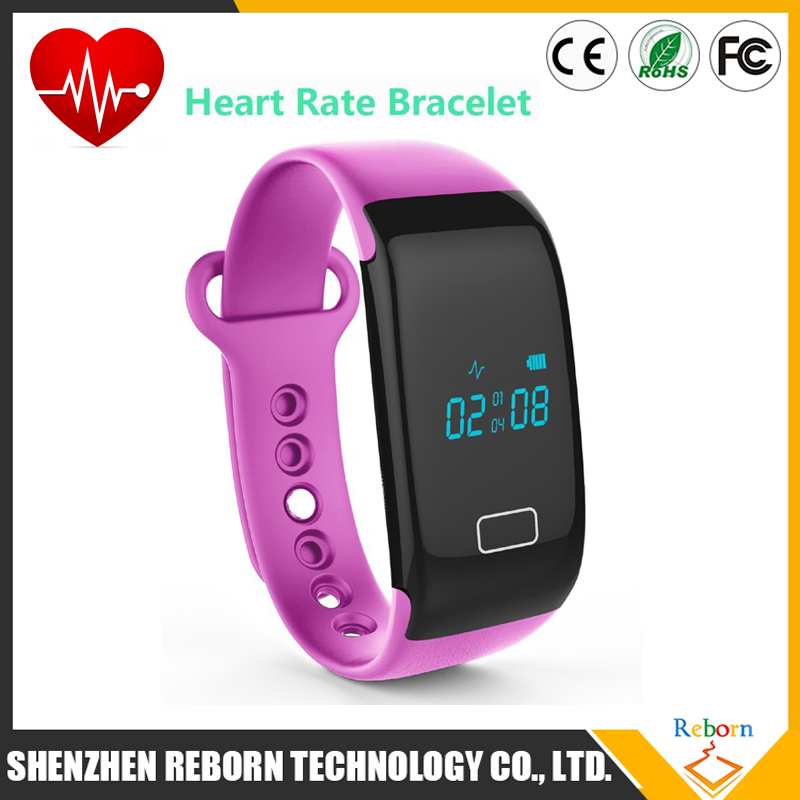 Heart rate sensor OEM body fit heart rate monitor Smart Wrist Watch