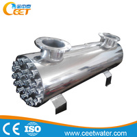 KCF-UV/A(B)-6400W UV water sterilizer for fish tank/swimming pool water treatment