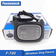 outdoor wireless electric mobile pet fence for 1000m