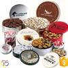 Biscuit Cookie Box Packaging Sweety Round