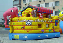 2014 commercial cheap noah's ark inflatable bounce house for sale