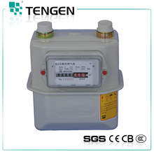 Steel Case lpg gas flow meter g4
