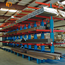 Factory direct price stackable pallet steel storage commercial plant racks