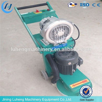 Multi-functional grinder for concrete floor grinding / polishing / vacuuming