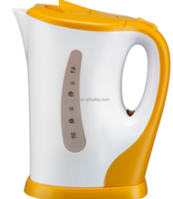 High Quality home appliance plastic water electric kettle 1.8L
