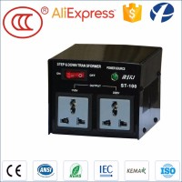 Hot sale CE approved transformer 200v 110v single phase step up and down