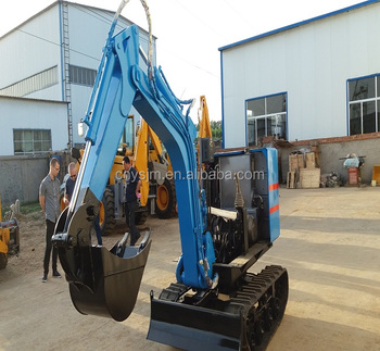 new condition wheel mini backhoe loader for hot sale