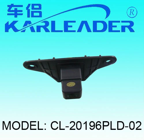 Car waterproof rear view reverse parking car camera for Toyota Prado