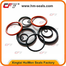 European standard various sizes natural rubber o ring with high quality