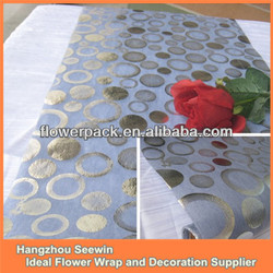Populor Paper Table Runner