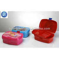 food grade plastic school lunch box