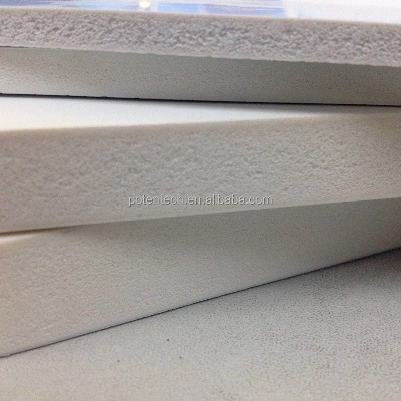 High Density White Color 2-18mm PVC Coextrusion Foam Board