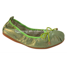 Ladies Fold up Flat Shoes/Travelling Shoes