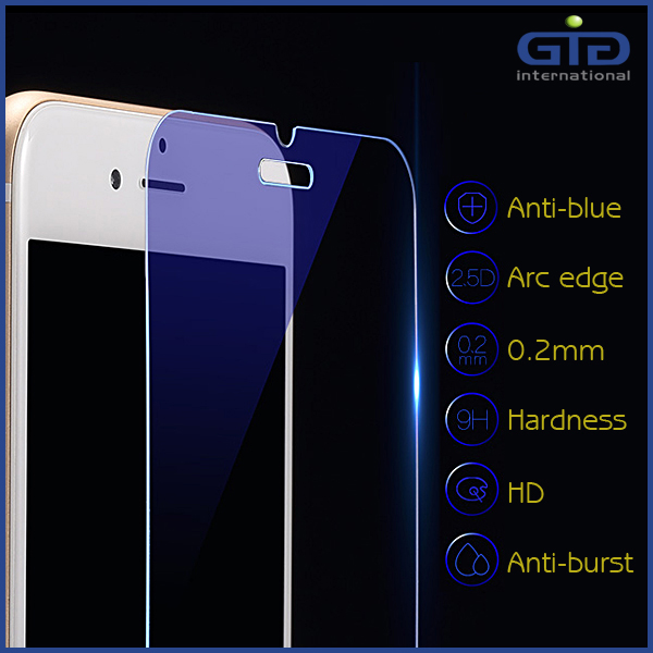 GGIT New Arrival For iPhone 6s Tempered Glass Screen Protector
