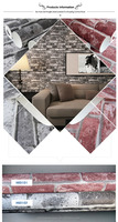 wallpaper manufacturer brick style air-purifying wallpaper new
