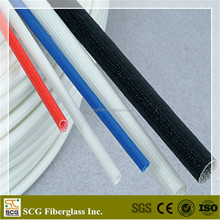 fiberglass optic cable protective sleeve, braided cable sleeving