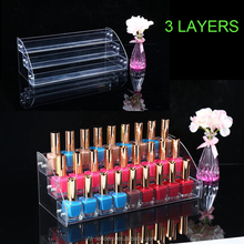 Innovative new products multilayer organize jewelry box 4 layer acrylic storage box
