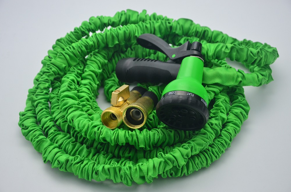 customized making machine elastic cloth garden hose with high quality and good price