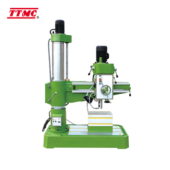 ZQ3035X10 TTMC China radial drilling machine
