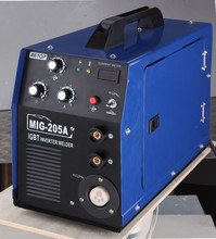 Cheap mig-205 IGBT cheap used mig welders for sale