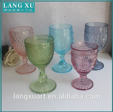 cheap brand name wholesale colored glassware suppliers