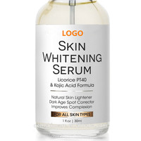 Private Label Skin Whitening Kojic Acid Serum