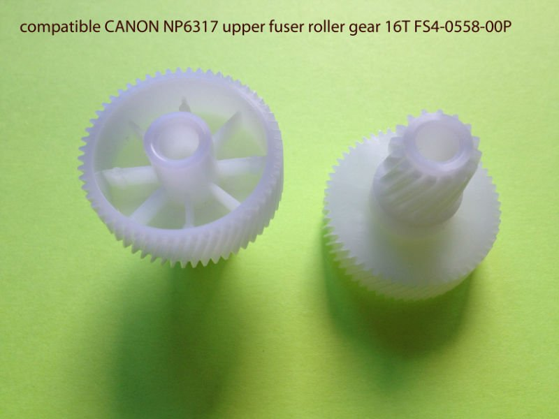 For CANON NP6317 upper fuser roller gear 16T FS4-0558-00P