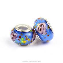 RL-70 Alibaba Hot Sell China Wholesale European style lampwork color glass beads
