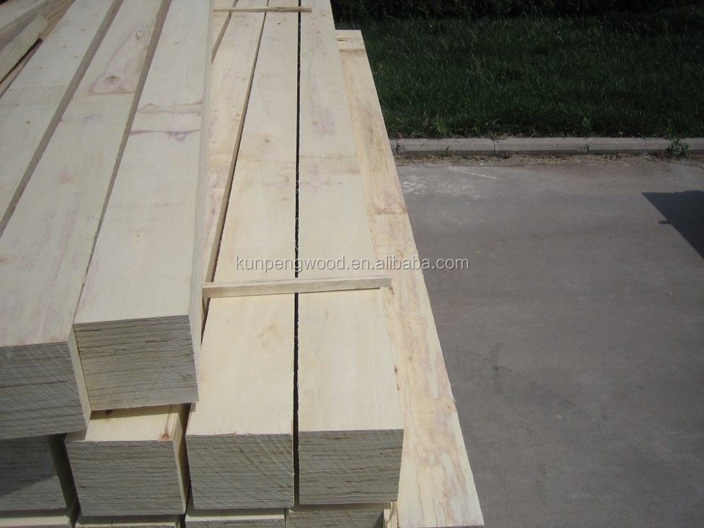 poplar or pine lvl/lvb boards with proof termite
