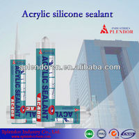acetoxy silicone sealant china factory/glass glue/General Purpose silicone Sealant/Adhesive