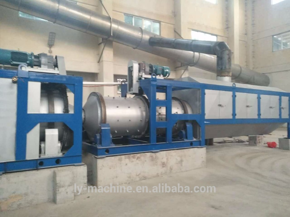 Hot Sale screening machine for aluminum dross Best price high quality