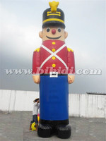 Giant inflatable soldier model, inflatable soldier replica, large outdoor inflated product K2104