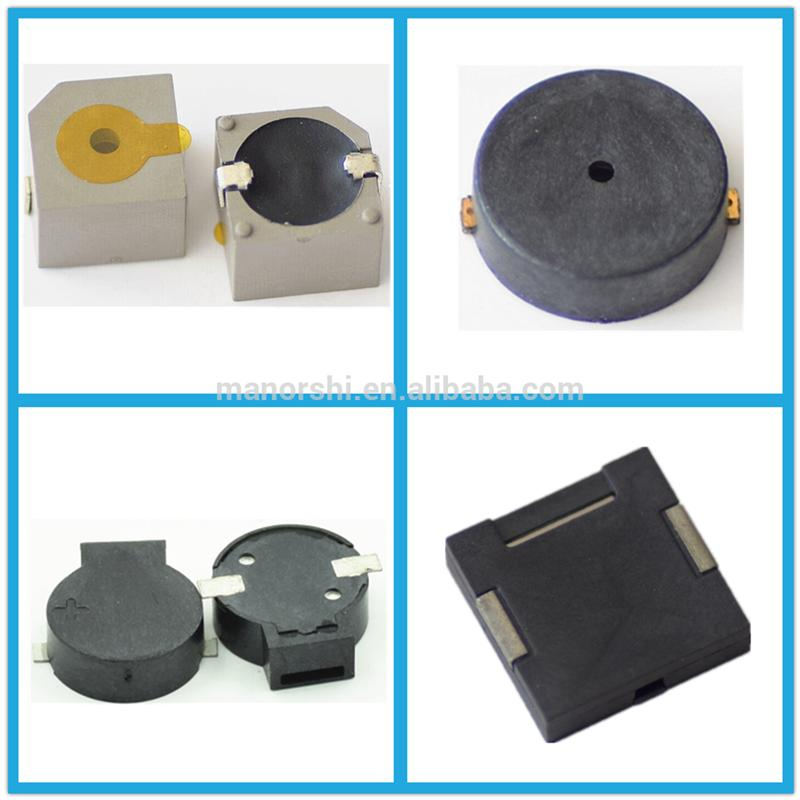 china manufacturer wireless small magnetic buzzer with CE SM10PS03A SMD Buzzer